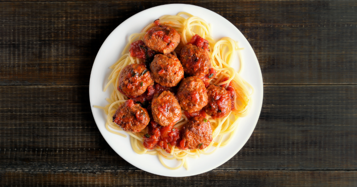 How to Make Frozen Meatballs in the Air Fryer