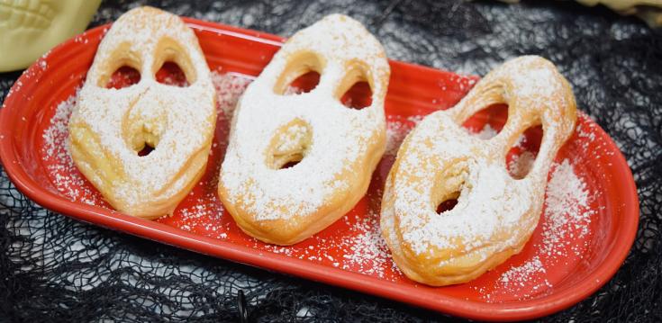 Air Fryer Screaming Donuts